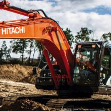 Строительная техника Hitachi